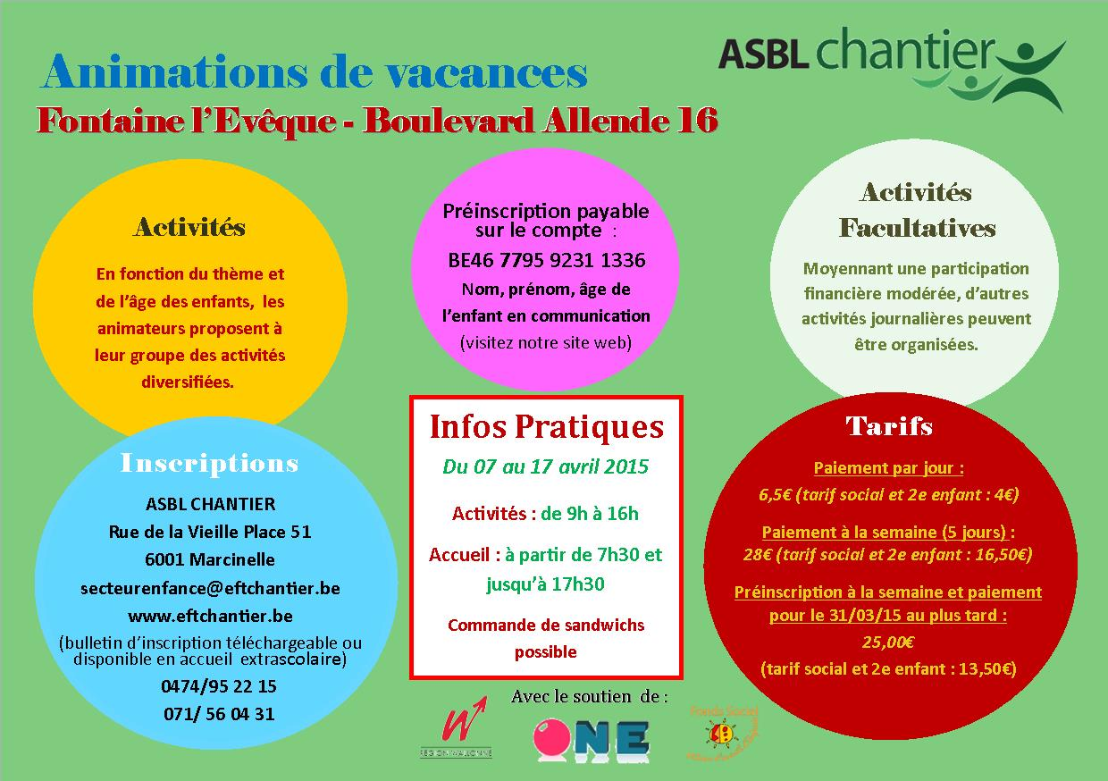 Animations de Vacances Avril 2015 verso