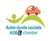 Auto-école sociale_logo